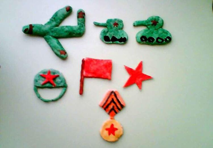Детские поделки на 9 мая: что можно сделать на день победы podelki na 9 maya svoimi rukami 118