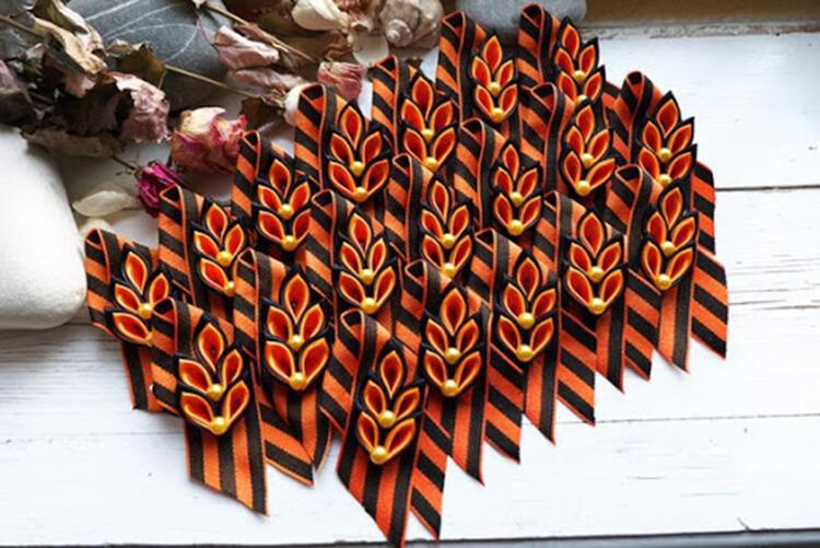 Детские поделки на 9 мая: что можно сделать на день победы podelki na 9 maya svoimi rukami 192