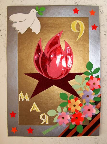 Детские поделки на 9 мая: что можно сделать на день победы podelki na 9 maya svoimi rukami 24