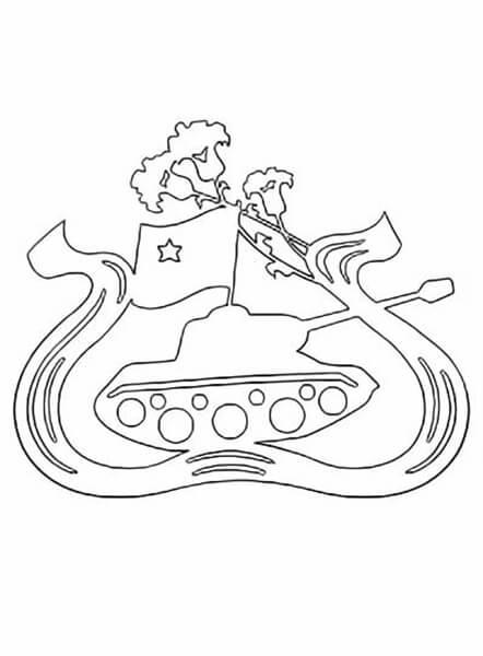 Детские поделки на 9 мая: что можно сделать на день победы podelki na 9 maya svoimi rukami 54