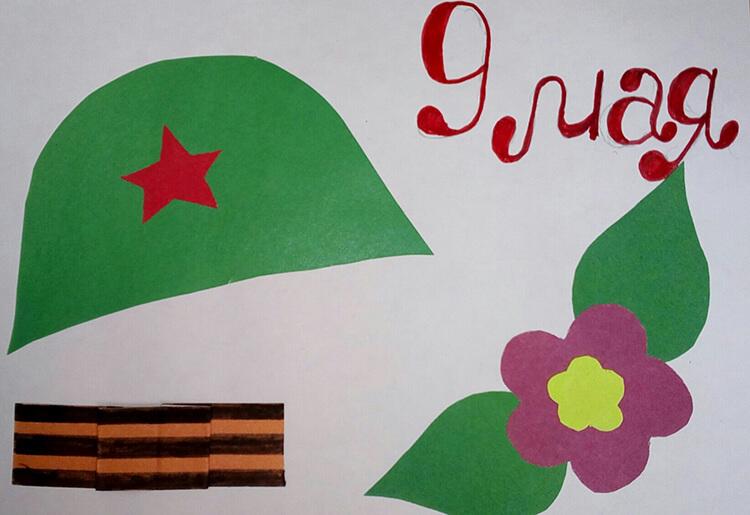Детские поделки на 9 мая: что можно сделать на день победы podelki na 9 maya svoimi rukami 75