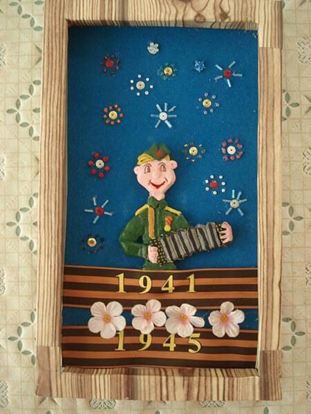 Детские поделки на 9 мая: что можно сделать на день победы podelki na 9 maya svoimi rukami 8