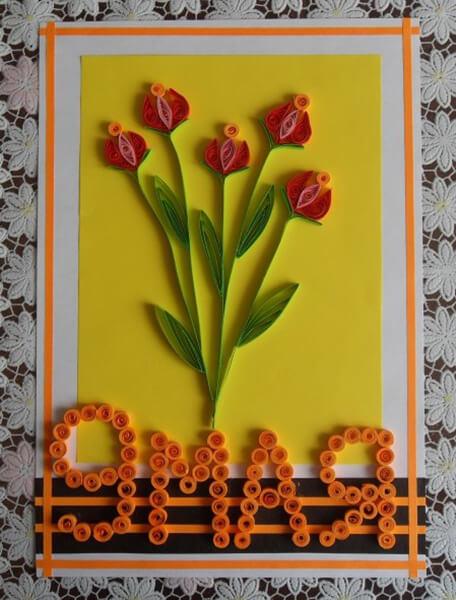 Детские поделки на 9 мая: что можно сделать на день победы podelki na 9 maya svoimi rukami 80