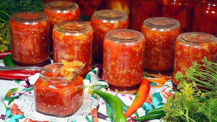 Как приготовить лечо на зиму: вкусные рецепты пальчики оближешь recept vkusnogo lecho na zimu 1