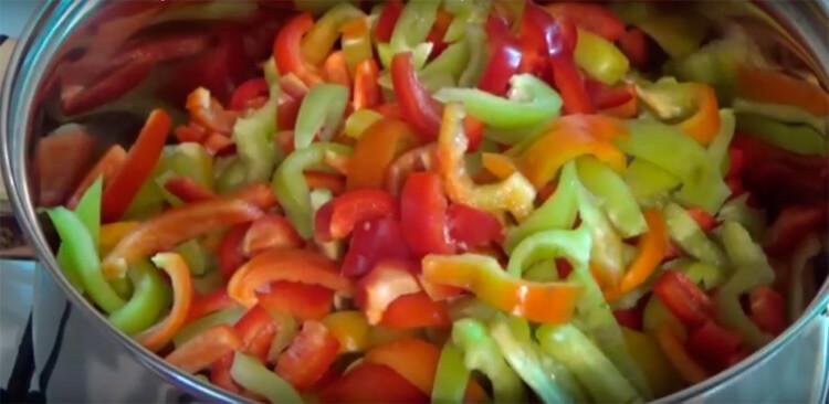 Как приготовить лечо на зиму: вкусные рецепты пальчики оближешь recept vkusnogo lecho na zimu 19