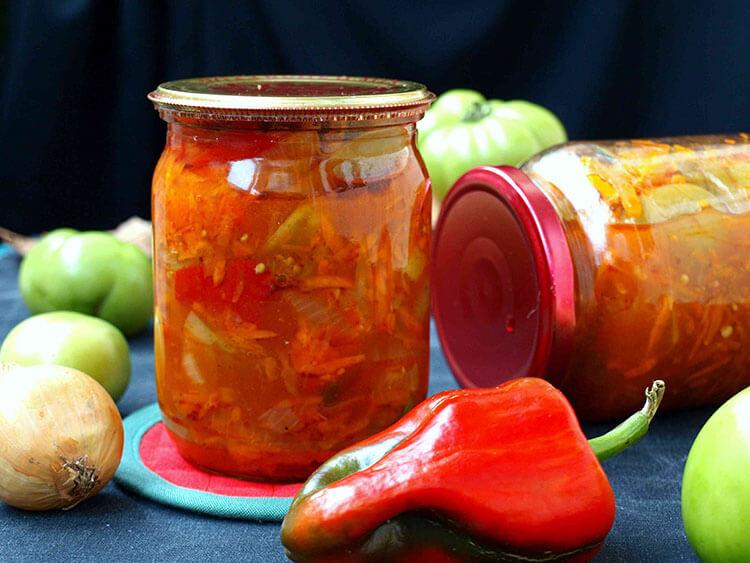 Как приготовить лечо на зиму: вкусные рецепты пальчики оближешь recept vkusnogo lecho na zimu 35