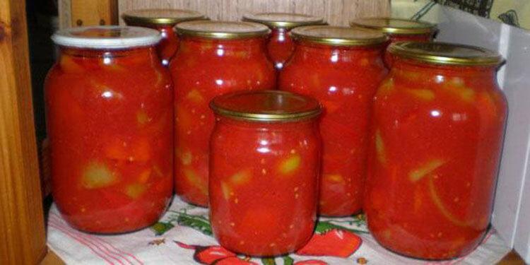 Как приготовить лечо на зиму: вкусные рецепты пальчики оближешь recept vkusnogo lecho na zimu 48