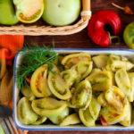 Как приготовить зеленые помидоры на зиму: рецепты пальчики оближешь