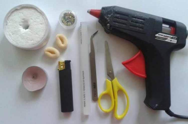 Делаем цветок ромашка своими руками из различных материалов romashki svoimi rukami 109