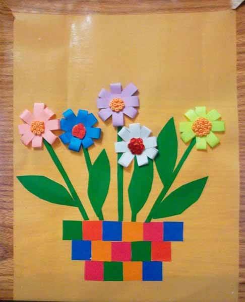 Делаем цветок ромашка своими руками из различных материалов romashki svoimi rukami 16