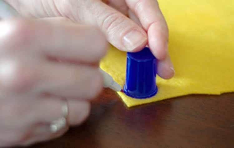 Делаем цветок ромашка своими руками из различных материалов romashki svoimi rukami 160