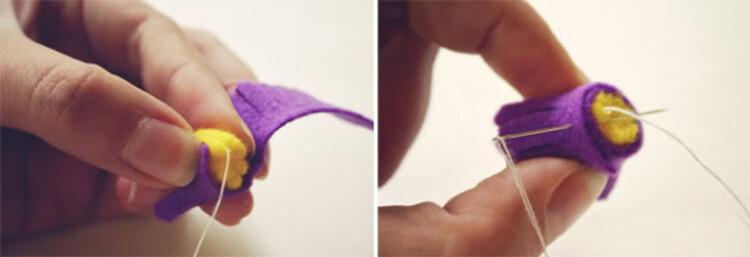 Делаем цветок ромашка своими руками из различных материалов romashki svoimi rukami 165