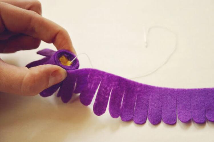 Делаем цветок ромашка своими руками из различных материалов romashki svoimi rukami 166