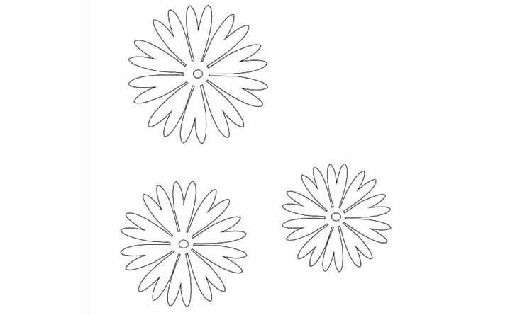 Делаем цветок ромашка своими руками из различных материалов romashki svoimi rukami 3