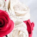 Роза своими руками из различных материалов: мастер классы с фото