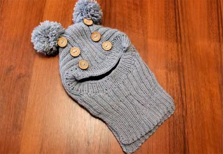 Как связать шапочку спицами для новорожденных: красивый головной убор для самых маленьких shapochka dlya novorozhdennyh spicami 20