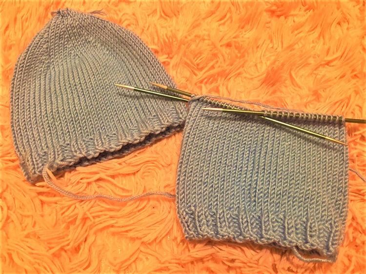 Как связать шапочку спицами для новорожденных: красивый головной убор для самых маленьких shapochka dlya novorozhdennyh spicami 38