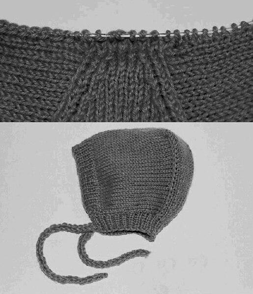 Как связать шапочку спицами для новорожденных: красивый головной убор для самых маленьких shapochka dlya novorozhdennyh spicami 4