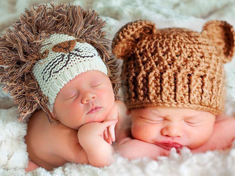 Как связать шапочку спицами для новорожденных: красивый головной убор для самых маленьких shapochka dlya novorozhdennyh spicami 51