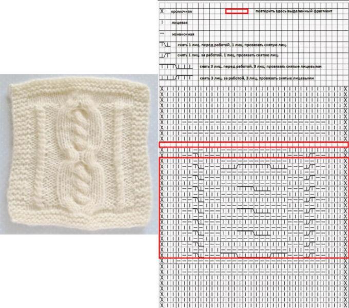 Плед для новорожденного: вяжем спицами для мальчика и девочки 55 56