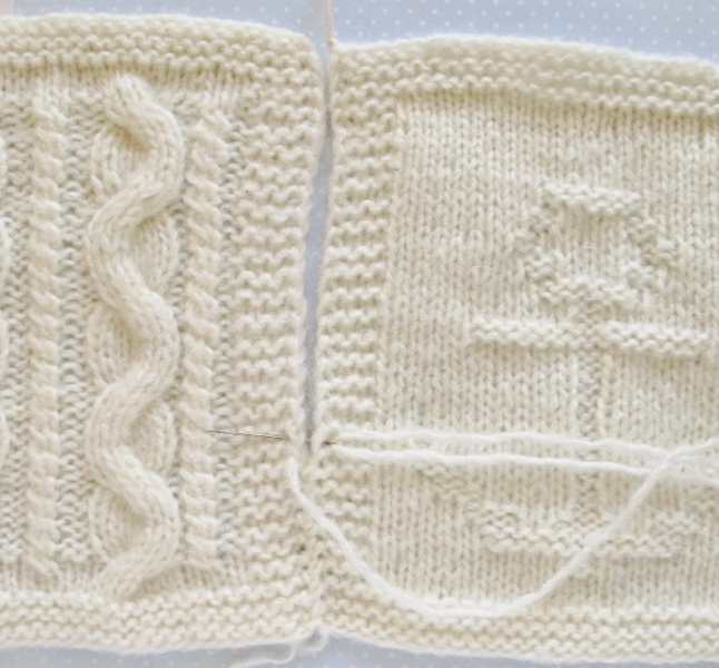 Плед для новорожденного: вяжем спицами для мальчика и девочки pled detskij spicami dlya novorozhdennyh 59