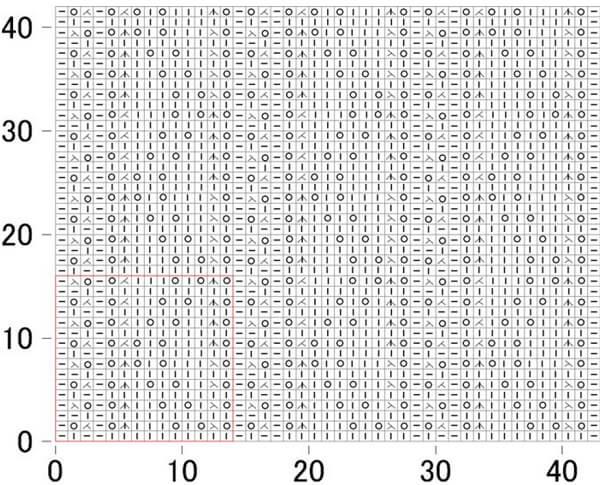 Как вязать ажурные узоры: варианты вязания со схемами и описанием azhurnye uzory spicami 19