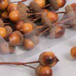 Детские поделки на тему Осень из желудей для школы и садика