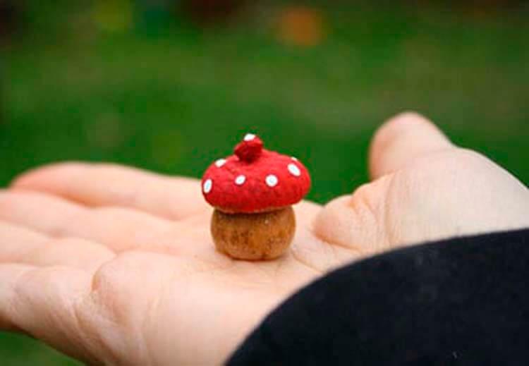 Детские поделки на тему Осень из желудей для школы и садика detskie podelki svoimi rukami iz zheludej 117