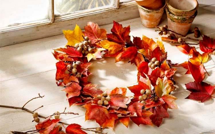 Детские поделки на тему Осень из желудей для школы и садика detskie podelki svoimi rukami iz zheludej 32 1