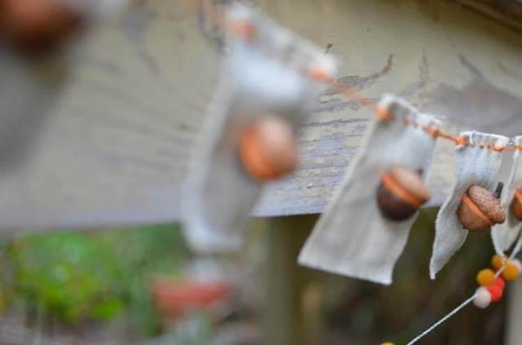 Детские поделки на тему Осень из желудей для школы и садика detskie podelki svoimi rukami iz zheludej 5