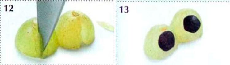 Животные из овощей и фруктов для сада и школы своими руками 30 31 1