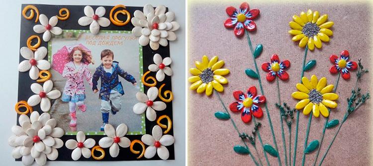 Поделки из тыквы на праздник осени в школу и садик 62 63