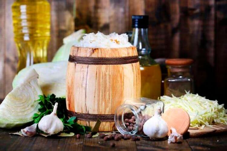 Квашеная капуста в банке: вкусные рецепты на зиму kapusta recept klassicheskij v banke 1
