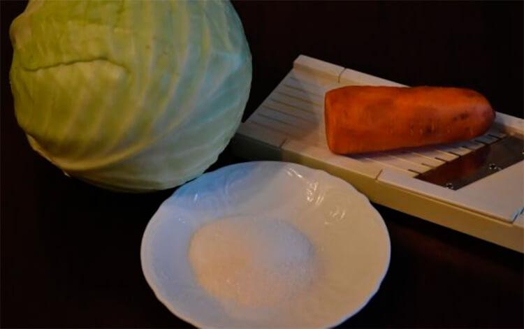 Квашеная капуста в банке: вкусные рецепты на зиму kapusta recept klassicheskij v banke 25