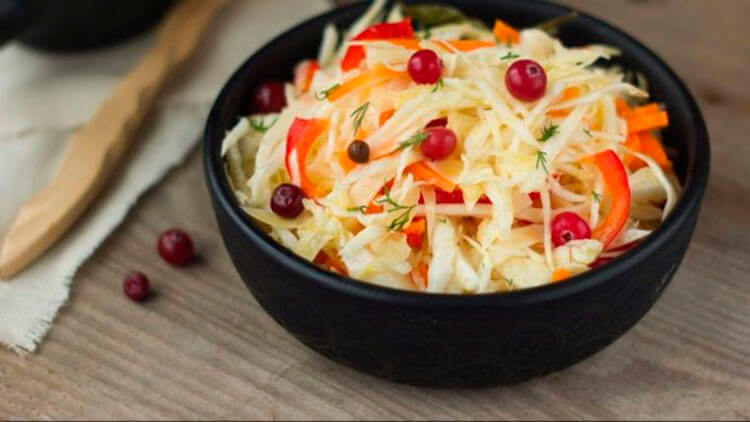 Квашеная капуста в банке: вкусные рецепты на зиму kapusta recept klassicheskij v banke 31