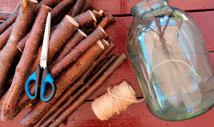 Поделки из различных природных материалов в школу и сад podelki iz prirodnogo materiala na temu osen 17