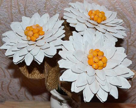 Поделки из тыквы на праздник осени в школу и садик podelki iz tykvy svoimi rukami 134