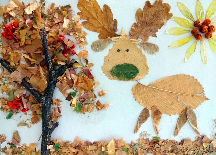Животные из овощей и фруктов для сада и школы своими руками podelki zhivotnyh iz prirodnogo materiala svoimi rukami 131