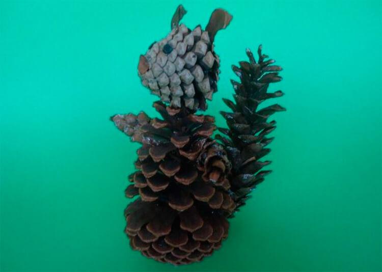 Животные из овощей и фруктов для сада и школы своими руками podelki zhivotnyh iz prirodnogo materiala svoimi rukami 8
