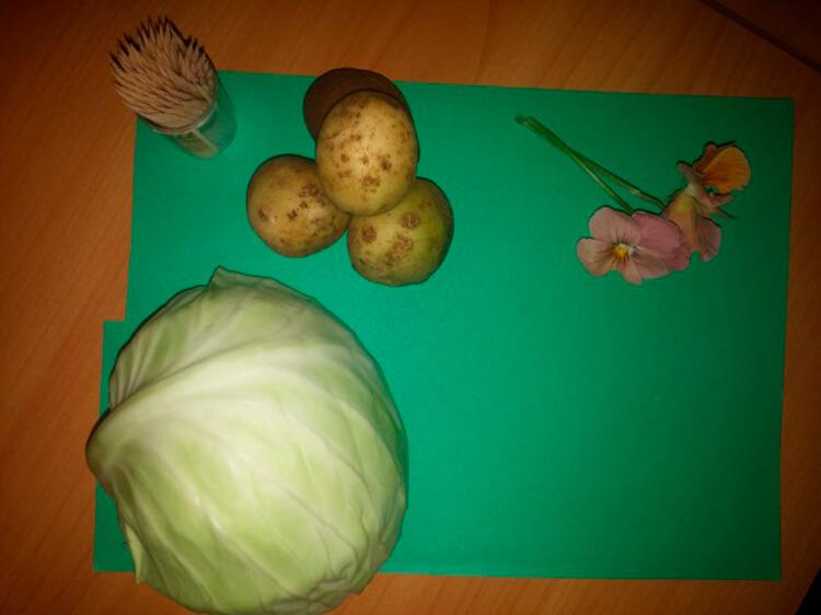 Поделки из картошки для сада и школы своими руками svoimi rukami podelki iz kartoshki 56