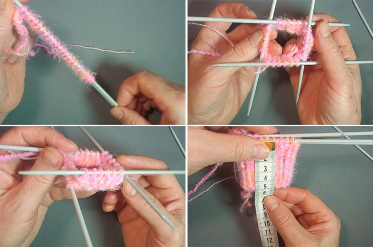 Красивые варежки для девочки спицами: защищаем ручки зимой 29 32