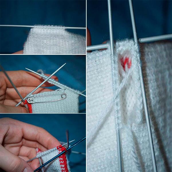 Красивые варежки для девочки спицами: защищаем ручки зимой 67 70