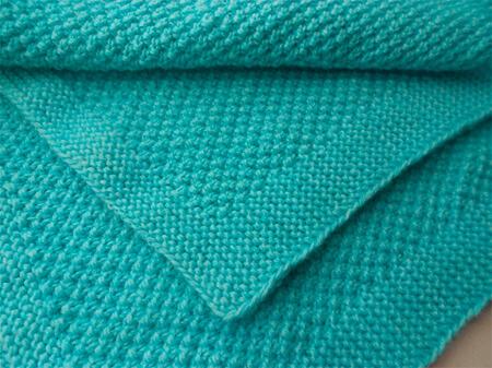 Теплое и красивое одеяло спицами для новорожденных detskoe odeyalo dlya novorozhdennogo spicami 6