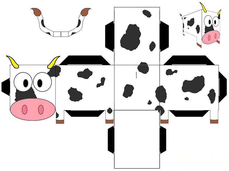 Символ года 2021: как сделать быка в качестве новогоднего подарка simvol 2021 goda svoimi rukami 139