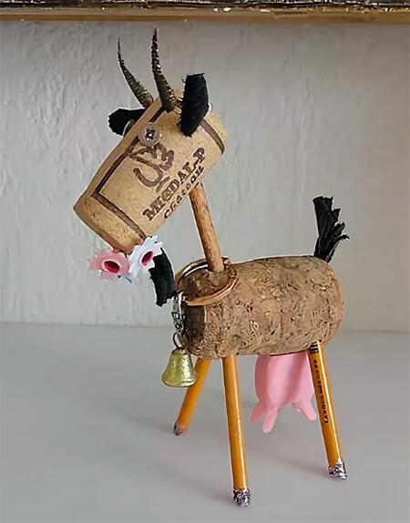 Символ года 2021: как сделать быка в качестве новогоднего подарка simvol 2021 goda svoimi rukami 144
