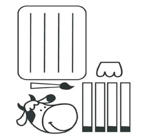 Символ года 2021: как сделать быка в качестве новогоднего подарка simvol 2021 goda svoimi rukami 154