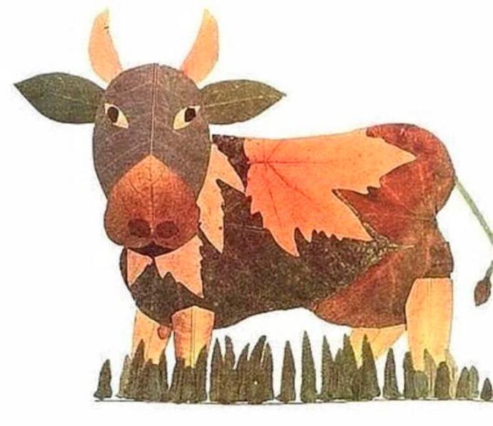 Символ года 2021: как сделать быка в качестве новогоднего подарка simvol 2021 goda svoimi rukami 162