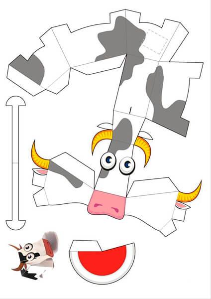 Символ года 2021: как сделать быка в качестве новогоднего подарка simvol 2021 goda svoimi rukami 21 1