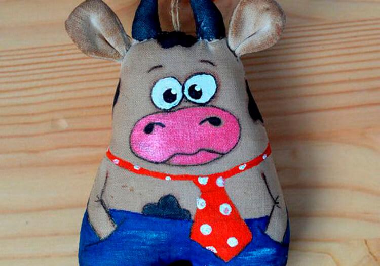 Символ года 2021: как сделать быка в качестве новогоднего подарка simvol 2021 goda svoimi rukami 49