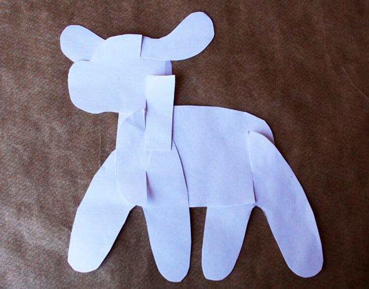 Символ года 2021: как сделать быка в качестве новогоднего подарка simvol 2021 goda svoimi rukami 62
